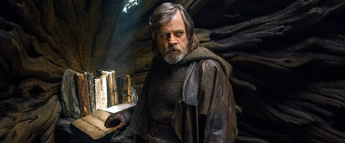 Bill reviews Rian Johnson's Star Wars: The Last Jedi, a reference-quality 4K disc with genuinely great extras