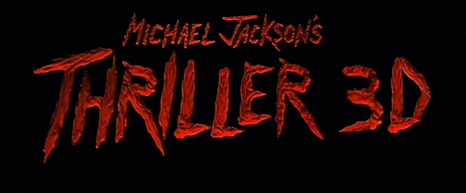 Michael Jackson's Thriller 3D to debut at the Venice Film Festival – new theatrical & home vid release TBA?