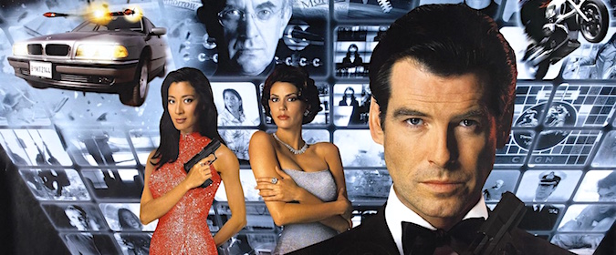 Michael Coate celebrates the 20th anniversary of Tomorrow Never Dies with another great Bond expert roundtable