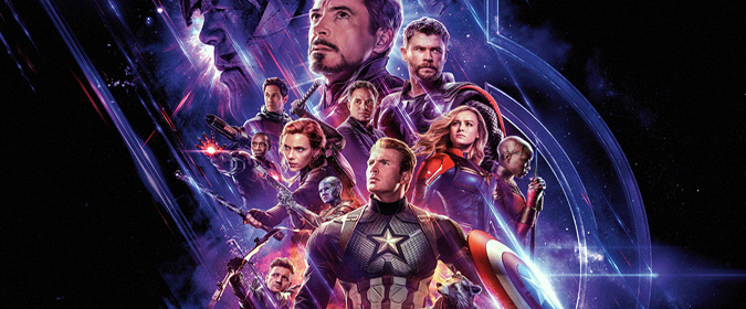 Bill reviews the Russo's Avengers: Endgame on 4K Ultra HD, a worthy capstone to the Marvel Cinematic Universe
