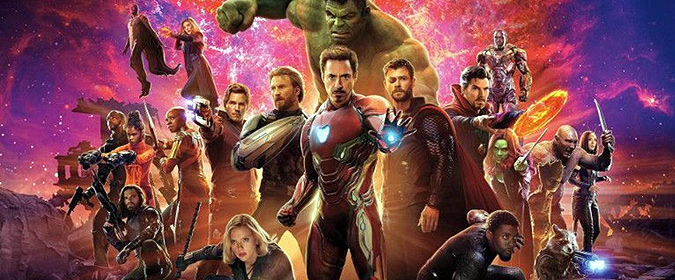 Disney & Marvel make Avengers: Infinity War official for 4K Ultra HD on 8/14, with Avengers & Age of Ultron 4K