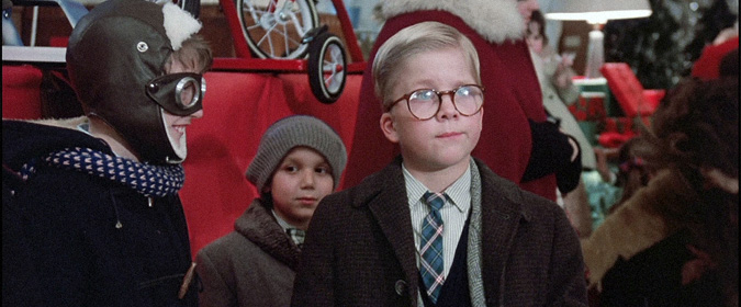 Michael Coate looks back at Bob Clark's beloved classic A Christmas Story for its 35th anniversary!