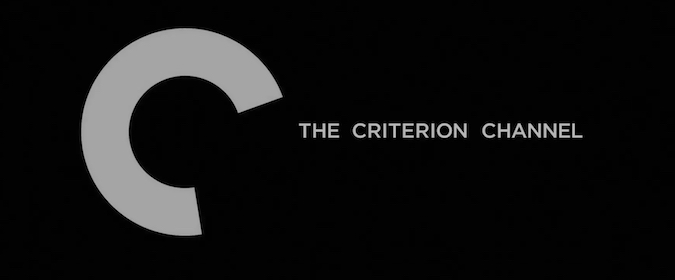 Criterion to launch their own streaming service, The Criterion Channel, Spring 2019!