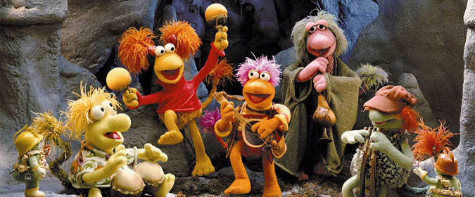 Sony announces Fraggle Rock: The Complete Series for release on Blu-ray on 9/25!