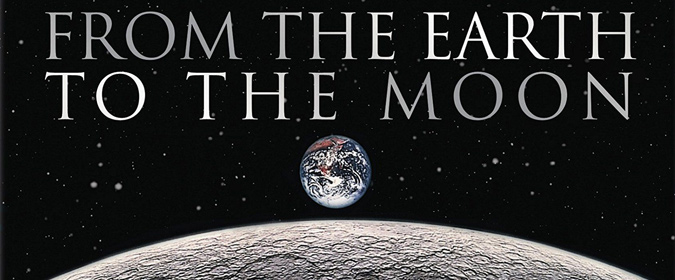 Bill looks at HBO's long-awaited & newly-remastered From the Earth to the Moon miniseries on Blu-ray