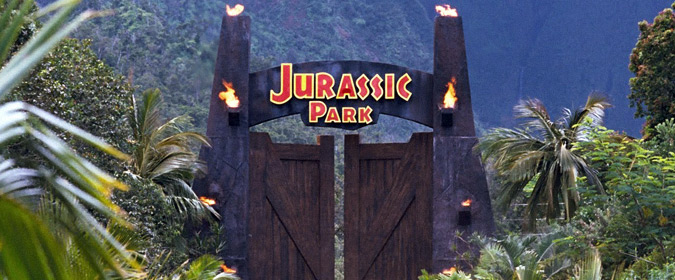 Universal reveals its 4-film Jurassic Park: 25th Anniversary Collection for release on 4K Ultra HD on 5/22
