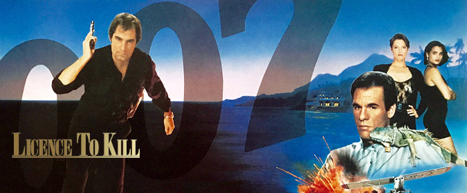 Michael Coate celebrates the 30th anniversary of Licence to Kill with a new retrospective roundtable