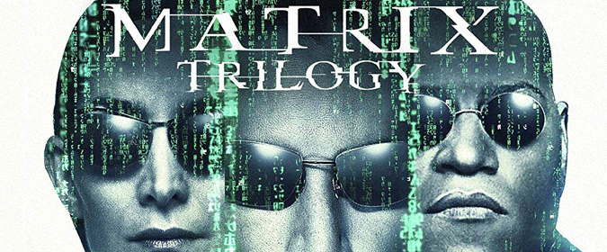 Bill reviews Warner's The Matrix Reloaded, The Matrix Revolutions, and The Matrix Trilogy in 4K Ultra HD