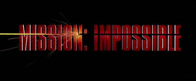 We've got your first look at the cover art for all FIVE Mission: Impossible films in 4K Ultra HD from Paramount