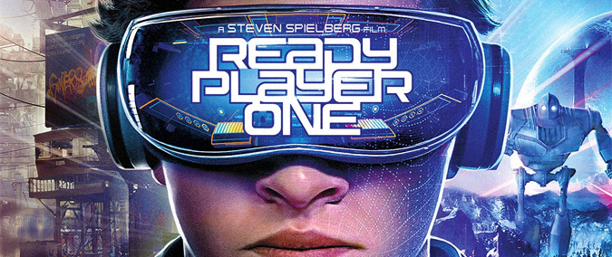 Warner sets Steven Spielberg's Ready Player One for Blu-ray, Blu-ray, 3D, DVD & 4K Ultra HD on 7/24