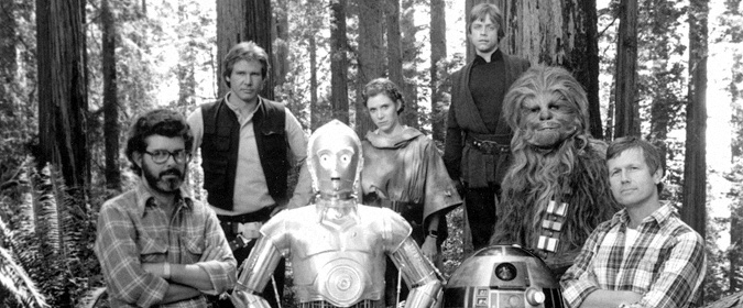 "Michael Coate celebrates the 35th anniversary of ""Return of the Jedi"" with a new film retrospective & roundtable!"