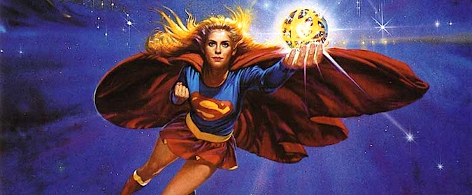 Warner Archive releases Supergirl (1984) on Blu-ray w/the International Cut in HD & rare Director's Cut on DVD!