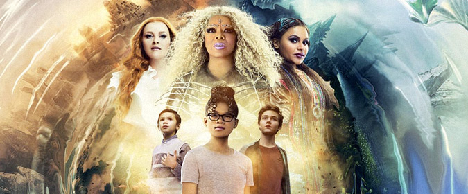 Disney sets Ava DuVernay's A Wrinkle in Time for release on Blu-ray, DVD, and 4K Ultra HD on 6/5