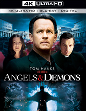 Angels & Demons (4K Ultra HD Blu-ray)