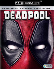 Deadpool (4K Ultra HD Blu-ray)