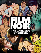 Film Noir: The Dark Side of Cinema (Blu-ray Disc)
