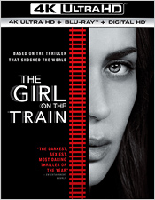 The Girl on the Train (4K Ultra HD Blu-ray)