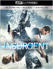Insurgent (4K Ultra HD Blu-ray)