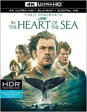 In the Heart of the Sea (4K Ultra HD Blu-ray Disc)
