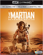 The Martian: Extended Edition (4K Ultra HD Blu-ray)