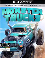 Monster Trucks (4K Ultra HD Blu-ray)