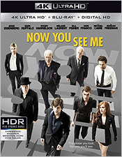 Now You See Me (4K Ultra HD Blu-ray)