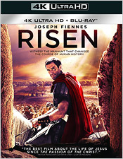 Risen (4K Ultra HD Blu-ray Disc)