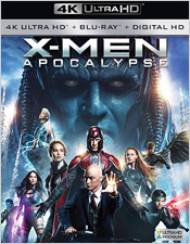 X-Men: Apocalypse (4K Ultra HD Blu-ray Disc)