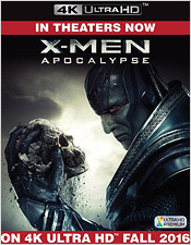 X-Men: Apocalypse (4K Ultra HD Blu-ray)