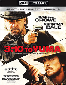 3:10 to Yuma (4K Ultra HD Blu-ray)