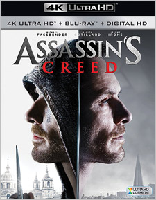 Assassin's Creed (4K Ultra HD Blu-ray)