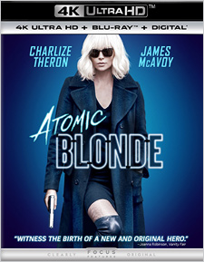 Atomic Blonde (4K Ultra HD)