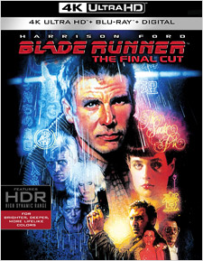 Blade Runner: The Final Cut (4K Ultra HD Blu-ray)