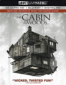 The Cabin in the Woods (4K Ultra HD Blu-ray)