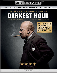 Darkest Hour (4K Ultra HD)