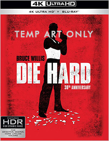 Die Hard: 30th Anniversary Edition (4K Ultra HD Blu-ray)