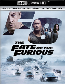 The Fate of the Furious (4K Ultra HD Blu-ray)
