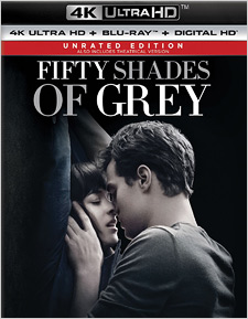 Fifty Shades of Grey (4K Ultra HD Blu-ray)
