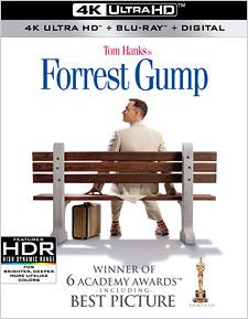 Forrest Gump (4K Ultra HD Blu-ray)