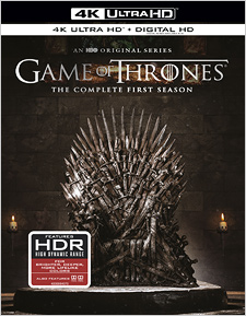 Game of Thrones: Season 1 (4K Ultra HD Blu-ray)