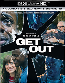 Get Out (4K Ultra HD Blu-ray)