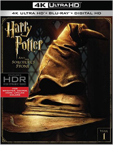 Harry Potter and the Sorcerer's Stone (4K Ultra HD)