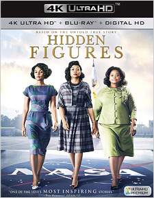 Hidden Figures (4K Ultra HD Blu-ray)