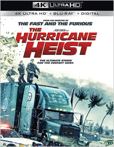Hurricane Heist (4K Ultra HD)