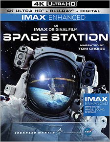 IMAX: Space Station (4K Ultra HD)