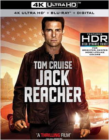 Jack Reacher (4K Ultra HD)