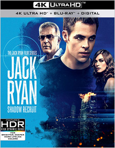 Jack Ryan: Shadow Recruit (4K Ultra HD)