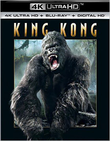 King Kong: Ultimate Edition (4K Ultra HD Blu-ray)