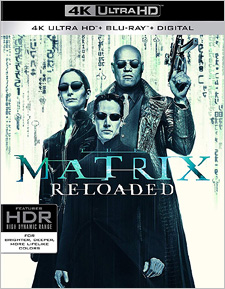 The Matrix Reloaded (4K Ultra HD Blu-ray)