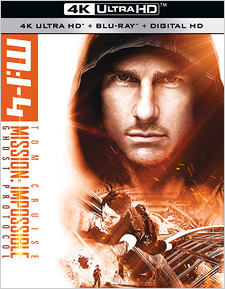 Mission: Impossible - Ghost Protocol (4K Ultra HD)